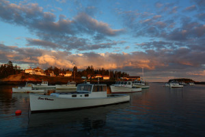 2010 - Beyond Schoodic: our farthest Maine destination